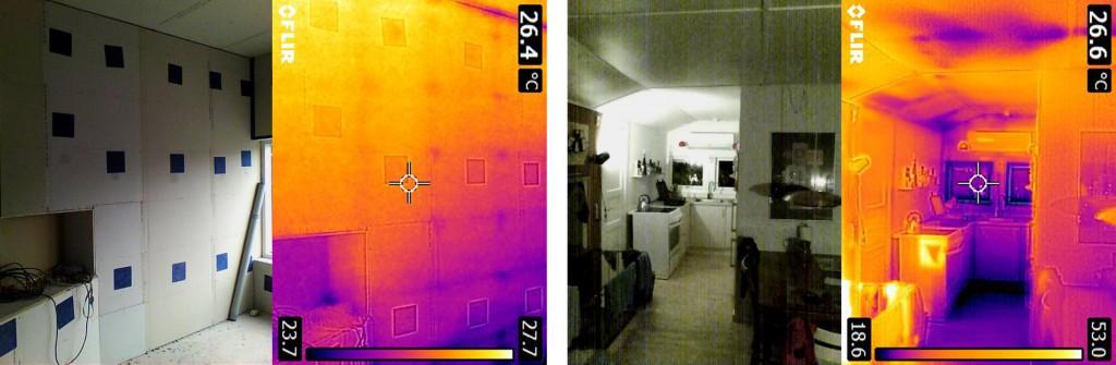 forskel på nyt og gammelt hus