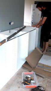 IKEA hack køkken