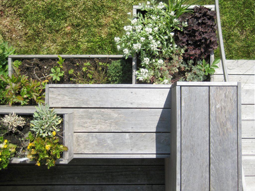 Skitsering og projektering af terrasse i Gentofte