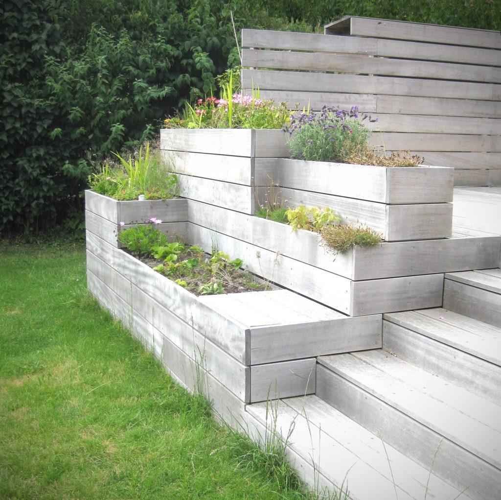 Terrasse I Gentofte Mads Windfeldt Arkitekter